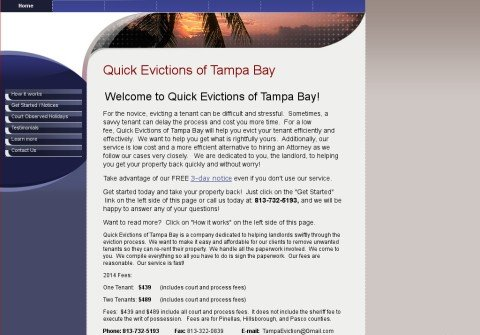 tampaeviction.net thumbnail