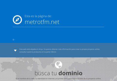 whois metrotfm.net