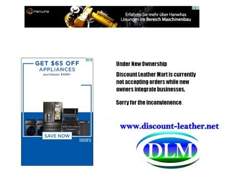 discount-leather.net thumbnail