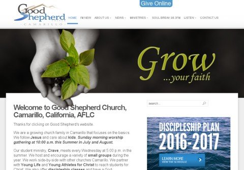 goodshepherd-church.net thumbnail