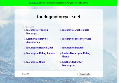 whois touringmotorcycle.net