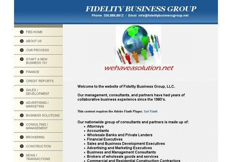 fidelitybusinessgroup.net thumbnail