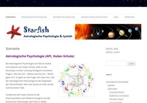 starfish-astrologie.net thumbnail