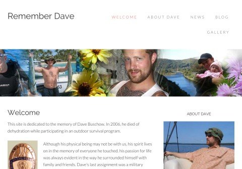 whois rememberdave.net