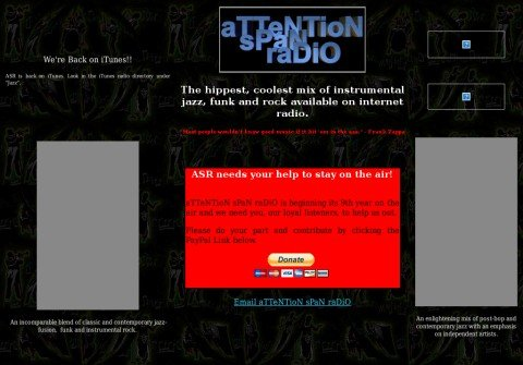 attentionspanradio.net thumbnail