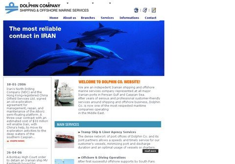 dolphinshipping.net thumbnail