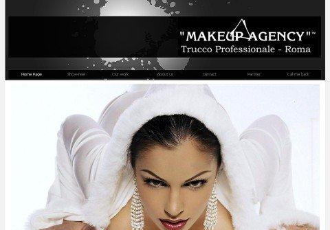 makeupagency.net thumbnail