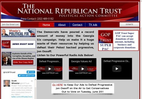 thenationalrepublicantrust.net thumbnail