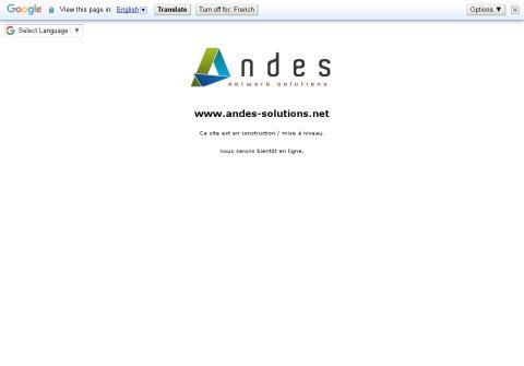 andes-solutions.net thumbnail