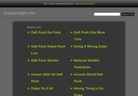 doingitright.net thumbnail