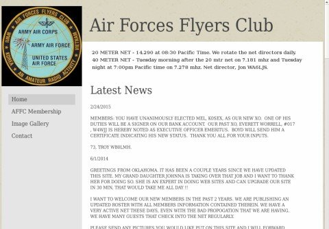 whois airforcesflyersclub.net