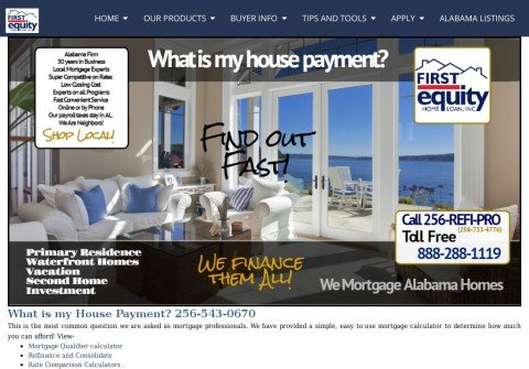 whatismyhousepayment.net thumbnail