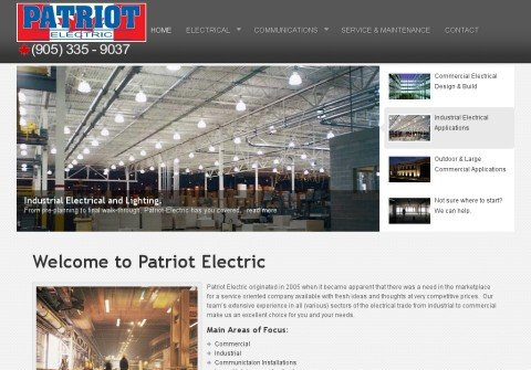 whois patriotelectric.net