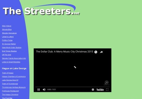thestreeters.net thumbnail