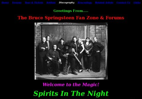 spiritsinthenight.net thumbnail