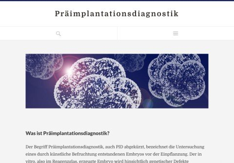 praeimplantationsdiagnostik.net thumbnail
