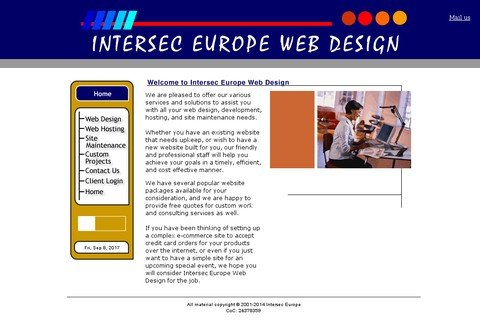whois interseceurope.net