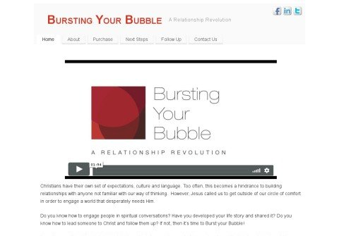 whois burstingyourbubble.net