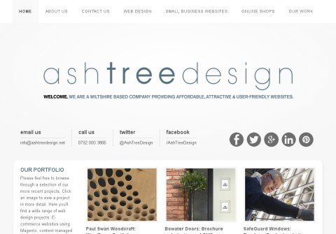 ashtreedesign.net thumbnail