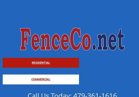 whois fenceco.net