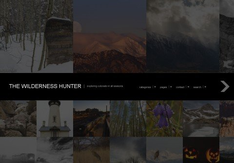 thewildernesshunter.net thumbnail