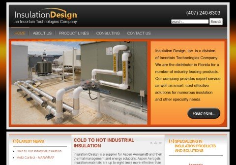 insulationdesign.net thumbnail