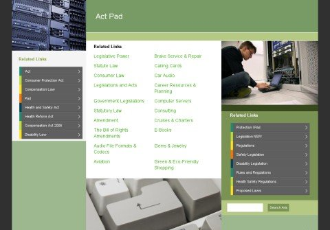 whois actpad.net
