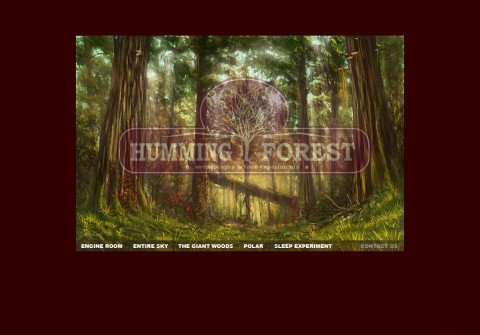 hummingforest.net thumbnail