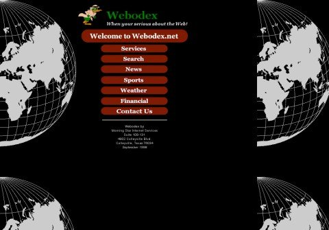 whois webodex.net