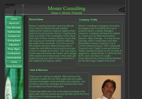 mosierconsulting.net thumbnail