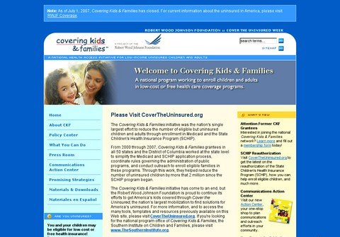 coveringkidsandfamilies.net thumbnail