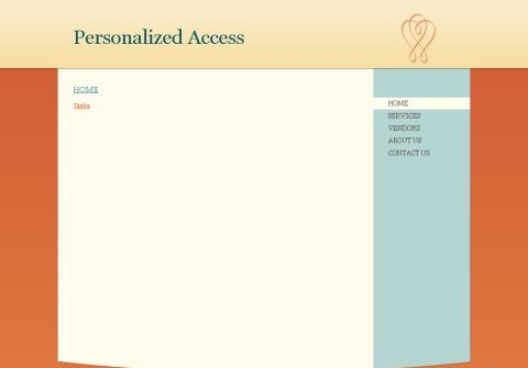personalizedaccess.net thumbnail