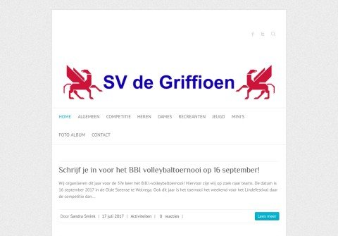 whois griffioen-volleybal.net