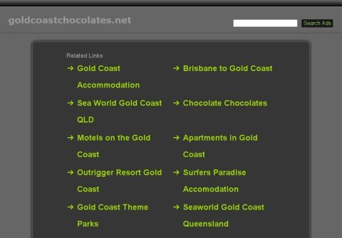 goldcoastchocolates.net thumbnail