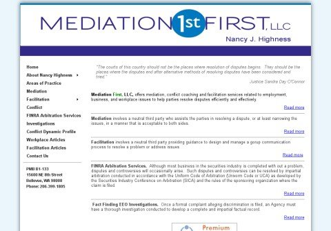 mediationfirst.net thumbnail