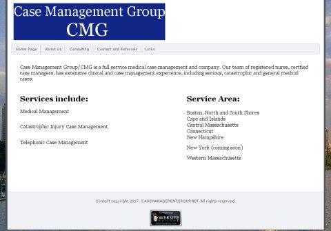 casemanagementgroup.net thumbnail