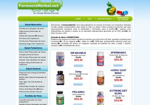 whois farmaciaherbal.net