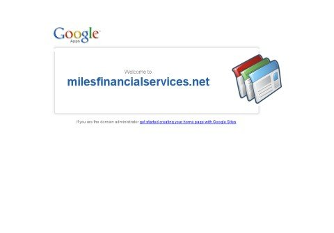 milesfinancialservices.net thumbnail