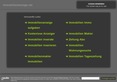 immobilienanzeige.net thumbnail