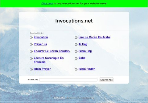 invocations.net thumbnail