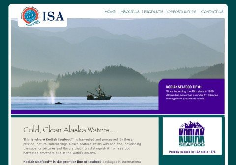 international-seafood-of-alaska.net thumbnail
