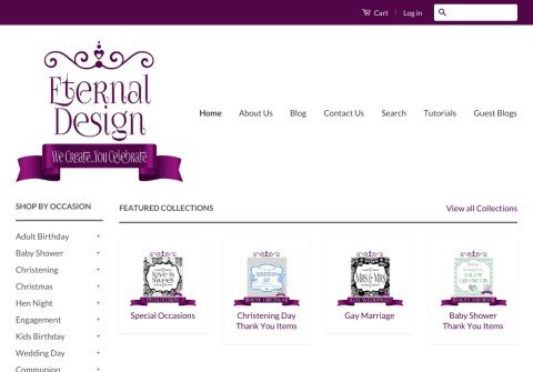eternaldesign.net thumbnail