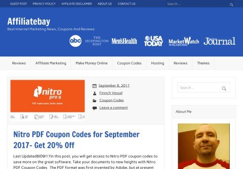 affiliatebay.net thumbnail