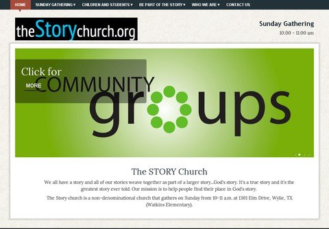 thestorychurch.net thumbnail