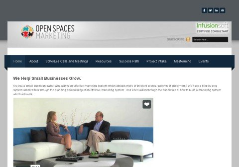 openspacesmarketing.net thumbnail