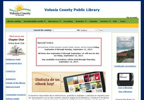 whois volusialibrary.net