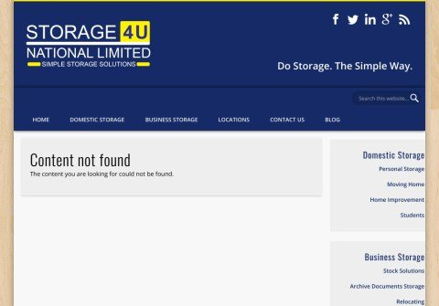 coventrystorage.net thumbnail