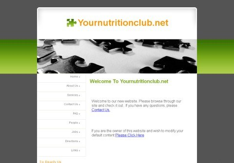 yournutritionclub.net thumbnail