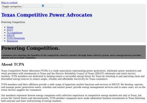 competitivepower.net thumbnail