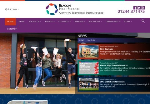 blaconhighschool.net thumbnail